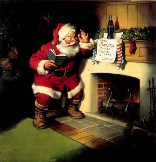 La v ritable histoire du p re no l - Fabriquer ses cadeaux de noel ...